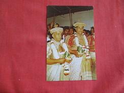 Part Of The Kandy Perahera Ceylon Chieftain   Ref 2796 - Sri Lanka (Ceylon)