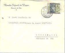 LETTER 1963 FIGUEIRA DA FOZ - 1910-... República