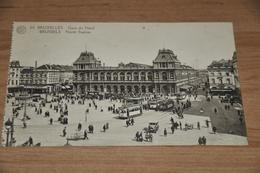 366- Brussel, Bruxelles, Gare Du Nord / Trams - Spoorwegen, Stations
