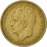 Espagne, Juan Carlos I, 100 Pesetas, 1984, Madrid, TB+, Aluminum-Bronze, KM:826 - [ 5] 1949-… : Royaume