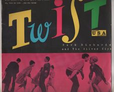 TWIST ORIGINAL USA - MARK RICHARDS AND THE SILVER KEYS - 33 TOURS PHILIPS 1961 - VOIR LES SCANNERS - Collector's Editions