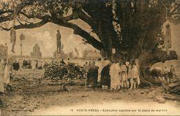 ETHIOPIE(ADDIS ABEBA) PENDAISON - Ethiopie