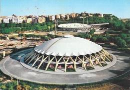 """Roma - Il Palazzetto Dello Sport (petit Palais Des Sports) - Timbre Et Tampon """"Jeux Olympiques De Rome 1960"""" - Stades & Structures Sportives"""