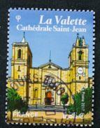 France 2017-La Valette :Cathédrale Saint-Jean.Oblitéré - Usati
