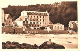 [DC11323] CPA - FRANCIA - TREBOUL (FINISTERE) - GRAND HOTEL DES SABLES BLANCS - Non Viaggiata - Old Postcard - Tréboul