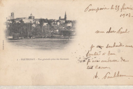 D79 -  Parthenay - Carte Précurseur  : Achat Immédiat - Parthenay