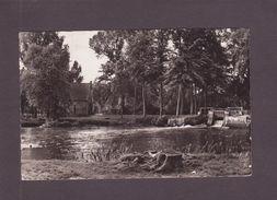 GROBBENDONK -  De Watermolen En De Arkuil - Grobbendonk