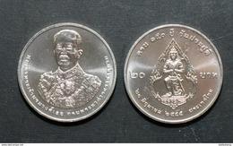 Thailand Coin 20 Baht 2012 150th Prince Damrong (#52) UNC - Thailand