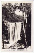 AUSTRALIA Trentham Falls Victoria C1930s Vintage Real Photo Postcard RPPC M8996 - Australia