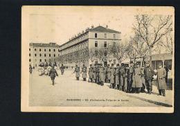 NARBONNE  - Aude - CPA 80° D'Infanterie - Prise De La Garde - Au Verso Historique Du Régiment- Paypal Sans Frais - Narbonne