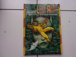 Bd Juan Gimenez LEO ROA Tome 2 L'odyssée à Contretemps Eo Humanoides Associés 1991 Tbe - Livres, BD, Revues