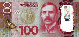 NEW ZEALAND 100 DOLLARS ND (2016) P-195a UNC [NZ141a] - New Zealand
