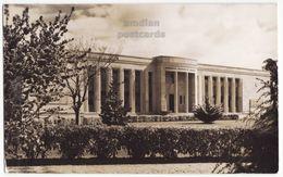 AUSTRALIA - Canberra, Australian Institute Of Anatomy - C1940s Vintage Strangman RPPC Real Photo Postcard - Canberra (ACT)