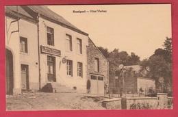 Rossignol - Hôtel-Café-Restaurant Mathay ( Voir Verso ) - Tintigny