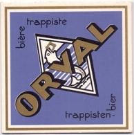 #D188-080 Viltje Orval - Beer Mats
