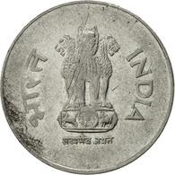 INDIA-REPUBLIC, Rupee, 1993, TTB, Stainless Steel, KM:92.1 - Inde