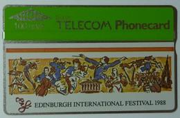 UK - Great Britain - BT - L&G - BTC007 - Edinburgh Festival - 100 Units - Mint - United Kingdom