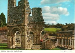 Co. Louth (Irlanda, Ireland, Eire) Mellifont Abbey, Cistercian House - Louth