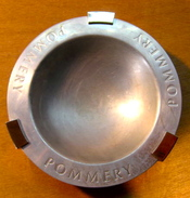 CENDRIER CHAMPAGNE POMMERY ( GRAND MODELE ) - Ashtrays