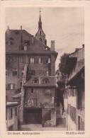 Alt-Basel - Kellergäßlein (9224) - BS Bâle-Ville
