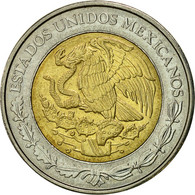 Mexique, Peso, 2007, Mexico City, TTB, Bi-Metallic, KM:603 - Mexico