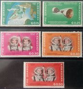 Paraguay, 1966, Space, MNH - Space