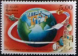 Sri Lanka, 2005, Mi. 1506, Space, MNH - Space