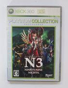 Xbox 360 Japanese : Ninety-Nine Nights (Platinum Collection) ZN7-00010 - X-Box