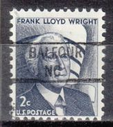 USA Precancel Vorausentwertung Preo, Locals North Carolina, Balfour 841 - Vereinigte Staaten