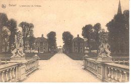 Beloeil - CPA - L'avant Cour Du Château - Beloeil