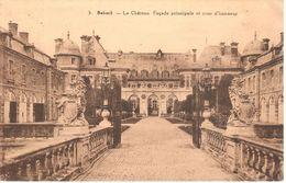 Beloeil - CPA - Le Château - Façade Principale Et Cour D'honneur - Beloeil