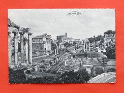 Cartolina Roma - Foro Romano - 1953 - Roma
