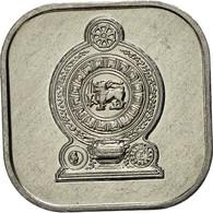 Sri Lanka, 5 Cents, 1991, SUP, Aluminium, KM:139a - Sri Lanka