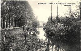Basse-Wavre (1300) : Avenue De La Belle Voie Et Allée Latérale De La Dyle. CPA. - Wavre