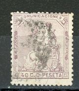 ESPAGNE : REPUBLIQUE - N° Yvert 135 Obli. - Oblitérés