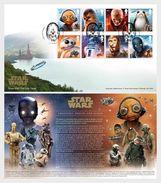 Groot-Brittannië / Great Britain - Postfris / MNH - FDC Star Wars 2017 - 1952-.... (Elizabeth II)