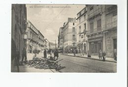 MONTPELLIER 163 BOULEVARD LEDRU ROLLAIN (MAGASIN SINGER) - Montpellier