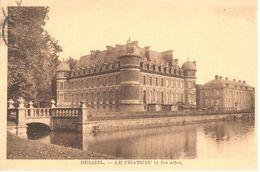 Beloeil - CPA - Le Château  Et Les Ailes - Beloeil