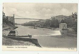 Rabastens   *  Le Pont Suspendu - Rabastens