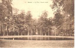 Beloeil - CPA - Le Parc - Bassin Ovale - Beloeil