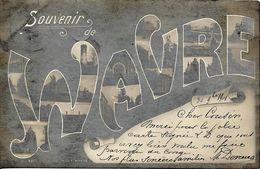 Wavre (1300) : Souvenir De Wavre - CPA Précurseurs Multi-vues. - Wavre