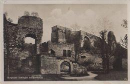 Landstuhl - Ruine Sickingen - Ca. 1950 - Landstuhl
