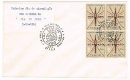 Timor, 1-12-1962, FDC Dia Do Selo ( Não Oficial) - Timor