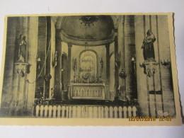 Cpa BELLENAVES (03) Intérieur De L'église -le Choeur - Frankreich