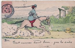 Cpa  Ill Guillaume A Robinson - Guillaume