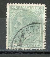 ESPAGNE : SOUVERAINS - N° Yvert 184 Obli. - Gebraucht