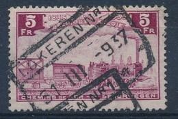 """BELGIE - TR 191 - Cachet  """"LOKEREN Nr 1"""" - (ref. 18.441) - Chemins De Fer"""