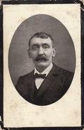 Faire Part De Décès Joseph Cherville Jemappes - Obituary Notices