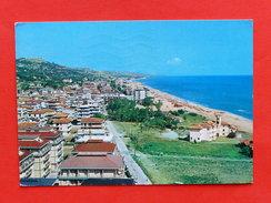 Cartolina Silvi Marina - Panorama E Spiaggia - 1975 - Teramo