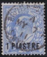 Levant       .       SG     .     25     .         O       .          Gebruikt   .    /    .   Cancelled - Brits-Levant